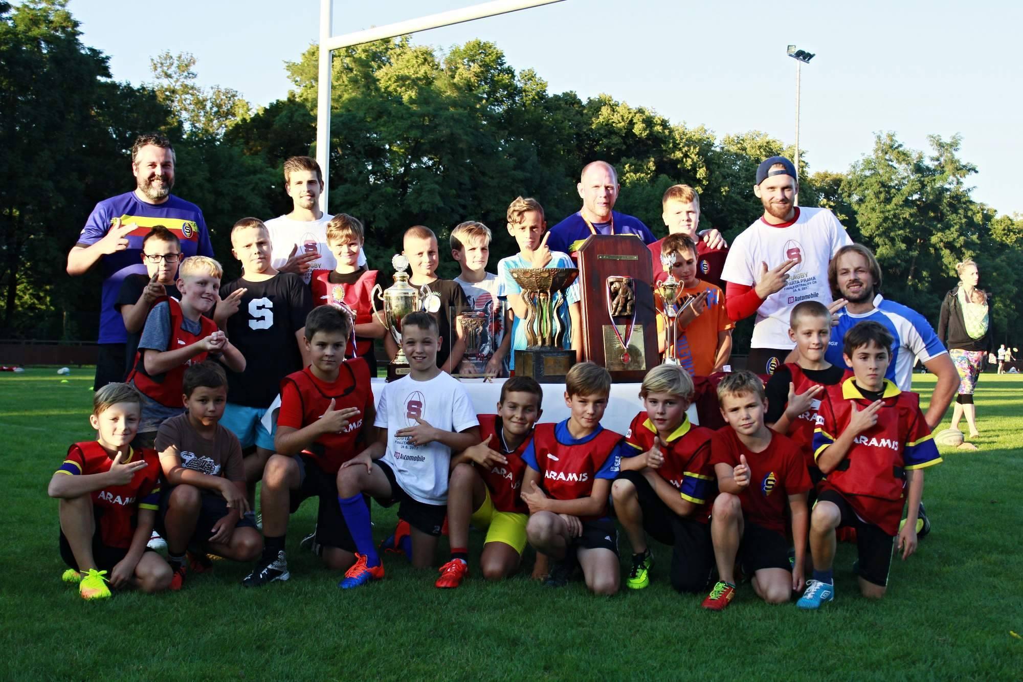 U12 – Domácí turnaj