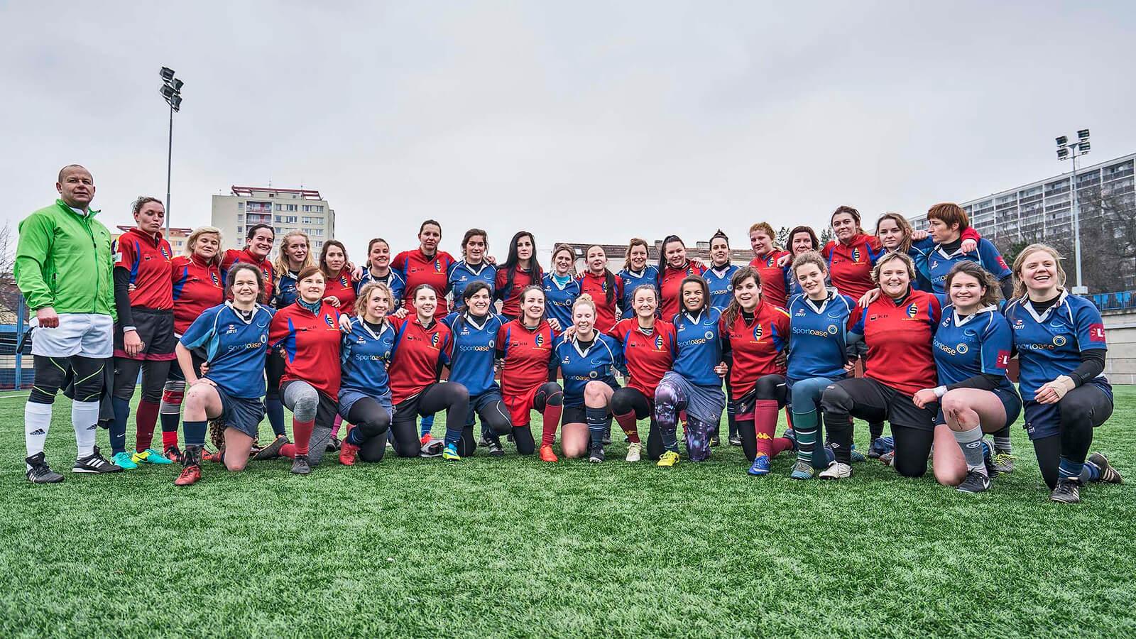 RC Leuven x RC Spartie Praha 10.2.2018