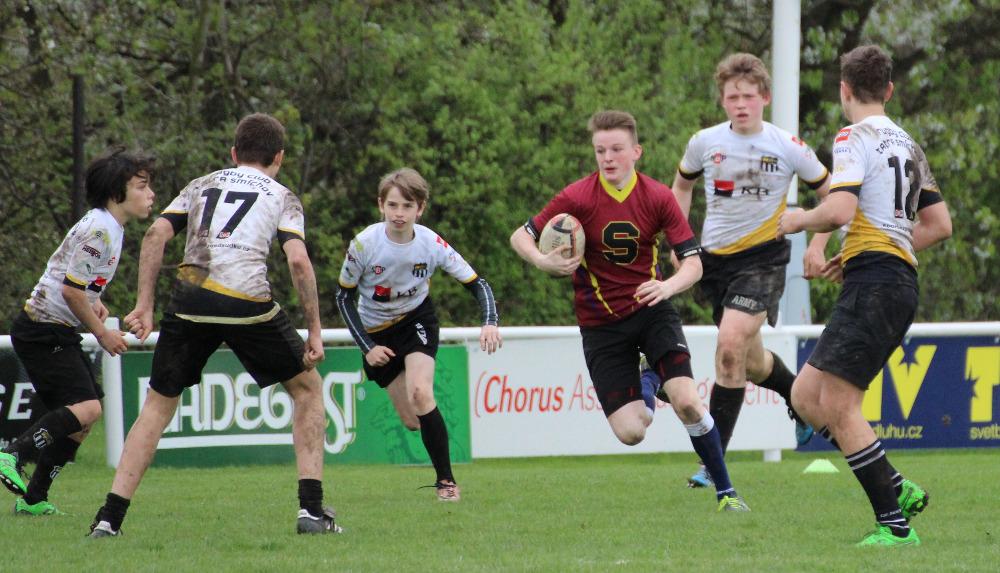 U14: Sparta porazila Tatru 0:65