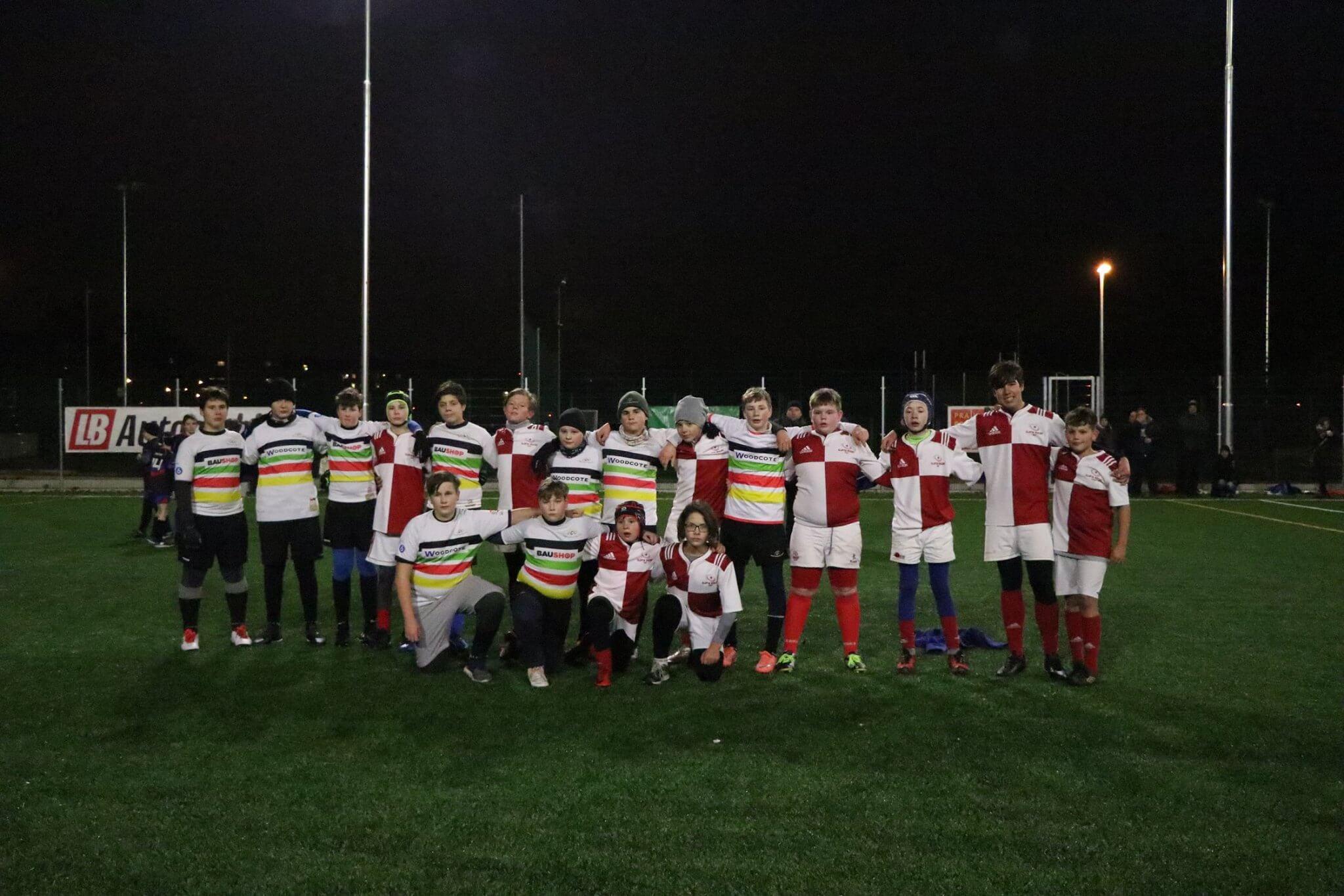Winter rugby 7s U14