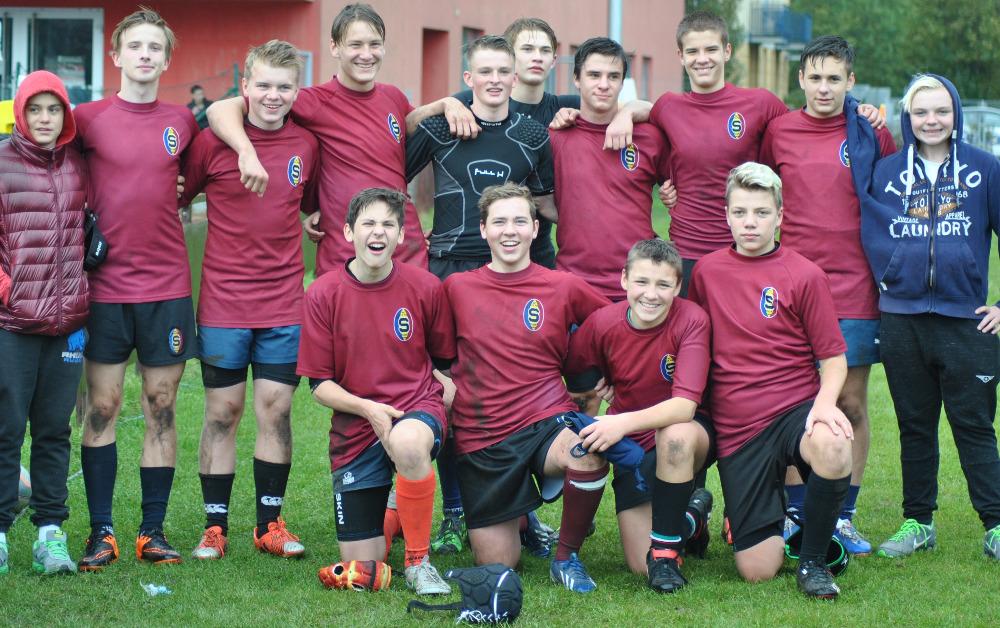Sobotní turnaj 7´s U16 a U18