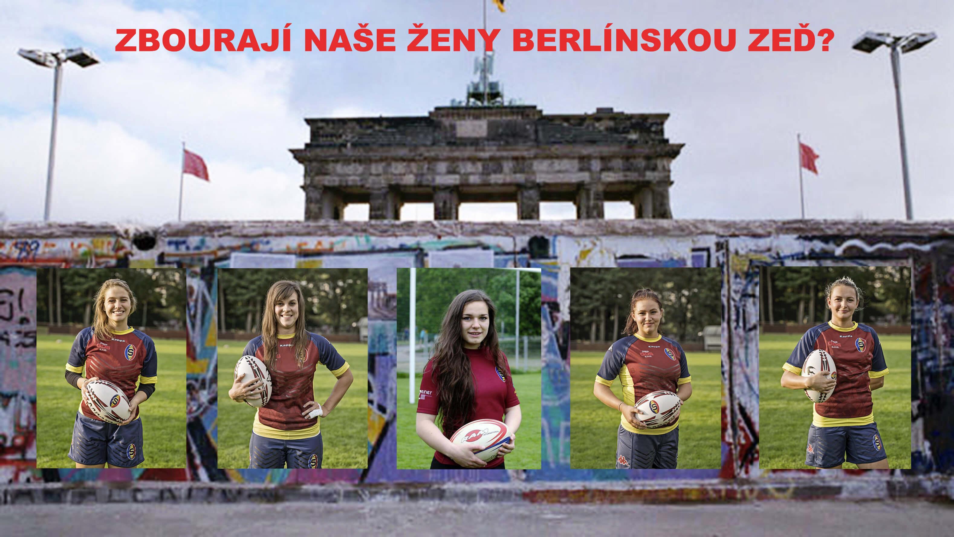 Zbourají naše ženy Berlínskou zeď?