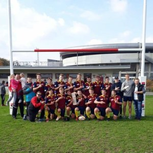 Rugby Club Sparta Praha - Aktuálnì