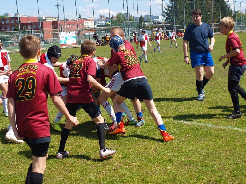 U12 – Turnaj 8.5.2016 SK Slavie